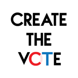 Create the Vote logo (square)