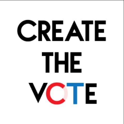 Create the Vote logo (square)
